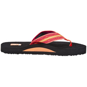 Teva W's Mush II Sandals Zoey Coral